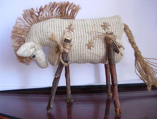 Лошадка поделки своими руками